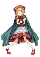 Red Riding - Annie by lancer0519