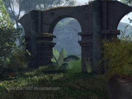 Afternoon Arch by Poet1960