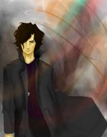 Nico Di Angelo by Ravenmoonlace