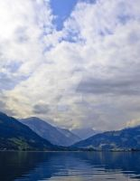 Zell am see the charming lake by princess-reme