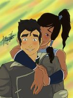 Borra Love by AthenaNina