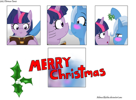 Merry Chrismas! by AdamsSketches