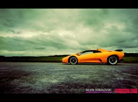 DIABLO GT - orange beast - by dejz0r