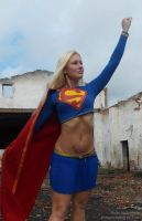 Supergirl 0013 by EvenSummer