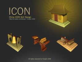 3D Icon by fengsj