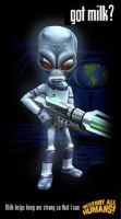 Destroy All Humans 2 by orthopox101