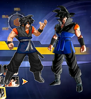There's a Gosuke Mod for Xenoverse 2 by LeeHatake93