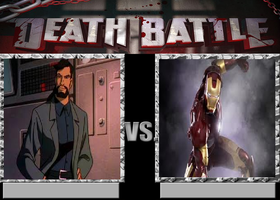 Deathbattle64: Xanatos vs Ironman by Mr-Wolfman-Thomas