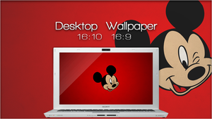 Mickey Mouse Wallpaper. by jlynnxx