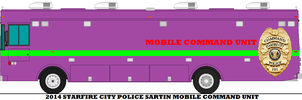 2014 Starfire City PD Sartin Mobile Command Unit by mcspyder1