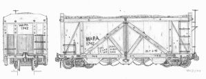 W and PA War Emergency Hopper by simulatortrain