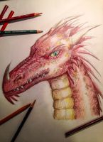 Mr. Dragon by Yiliana