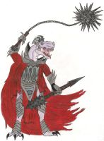 Rosdon: The Red Jaws by Crystaldemon93