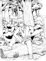 In the Forest by cie-cie