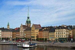 Stockholm Old Town by attomanen