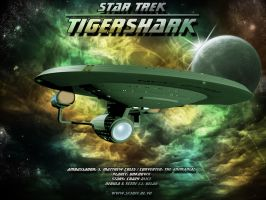 Star Trek - Tigershark WP2 by Joran-Belar