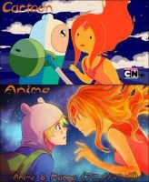 adventure time by kittily1211
