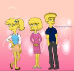 Simpsons Children: Grown Up by LSimpsonJazzgirl