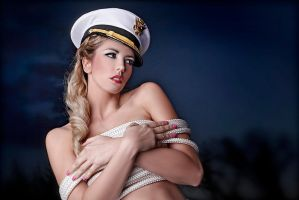 US Navy pin-up by abclic