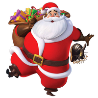 Santa Claus Render by Knightblade619