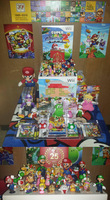 Some Mario stuff. by Fawfulthegreat64