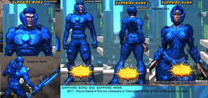 Champions Online 1 by Royce-Barber