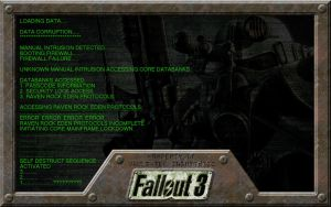 Fallout 3 Tribute by Starstealer24