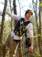 Tangled Flynn Rider Cosplay 7 by Wolfariusorca