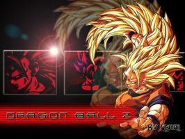 Dragon Ball Z Wallpaper by kairiSparda