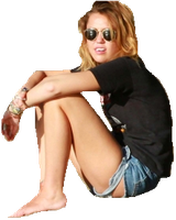 Miley Cyrus-PNG by NatyJonasProductions