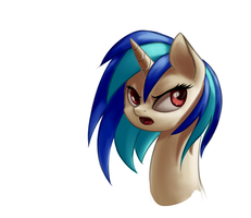 Quick Vinyl Scratch. by Alorpax