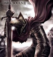 Dark Souls 3: The Abyss Watchers by SaraSama90