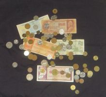 Currency1 By Dubious Stock by jaidaksghost