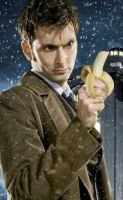 Doctor and banana manip) by Irenmd