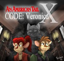 An American Tail Code: Veronica X by The-B-Meister