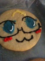 America Mochi Cookie by Fainting-Ostrich