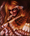 - preen - by Owlivia