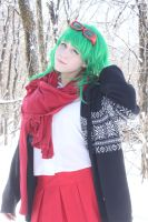 Winter Gumi by KittyCouch