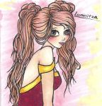Lumina From My Fanfic, Journey To Nomazi by HarmonyGirl11