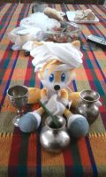 Tails the snake charmer 3 by chi171812