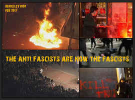 Antifascists Now Using 'Fascist' Tactics by CaciqueCaribe