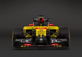 2016 Renault F1 by andwerndesign
