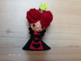 red queen string doll by Em-Ar-Ae