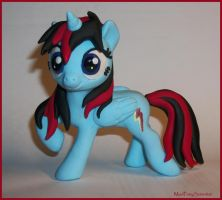 Ponysculptors 1st Pony Giveaway prize by MadPonyScientist