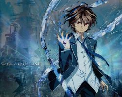 Guilty Crown - The Power of The KING  - Shu Ouma by Takuneru