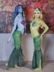 Mermaids II by MelHeflin