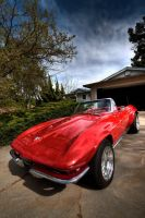 '64 Corvette by Doogle510