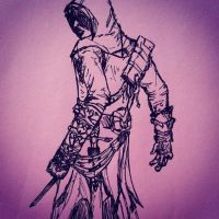 Assassin's Creed - Altair by the8thkiss