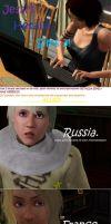 Hetalia Sims 3 Chpt. 1 by InAnyDirection