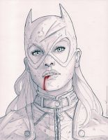 BATGIRL of Burnside by Corverez